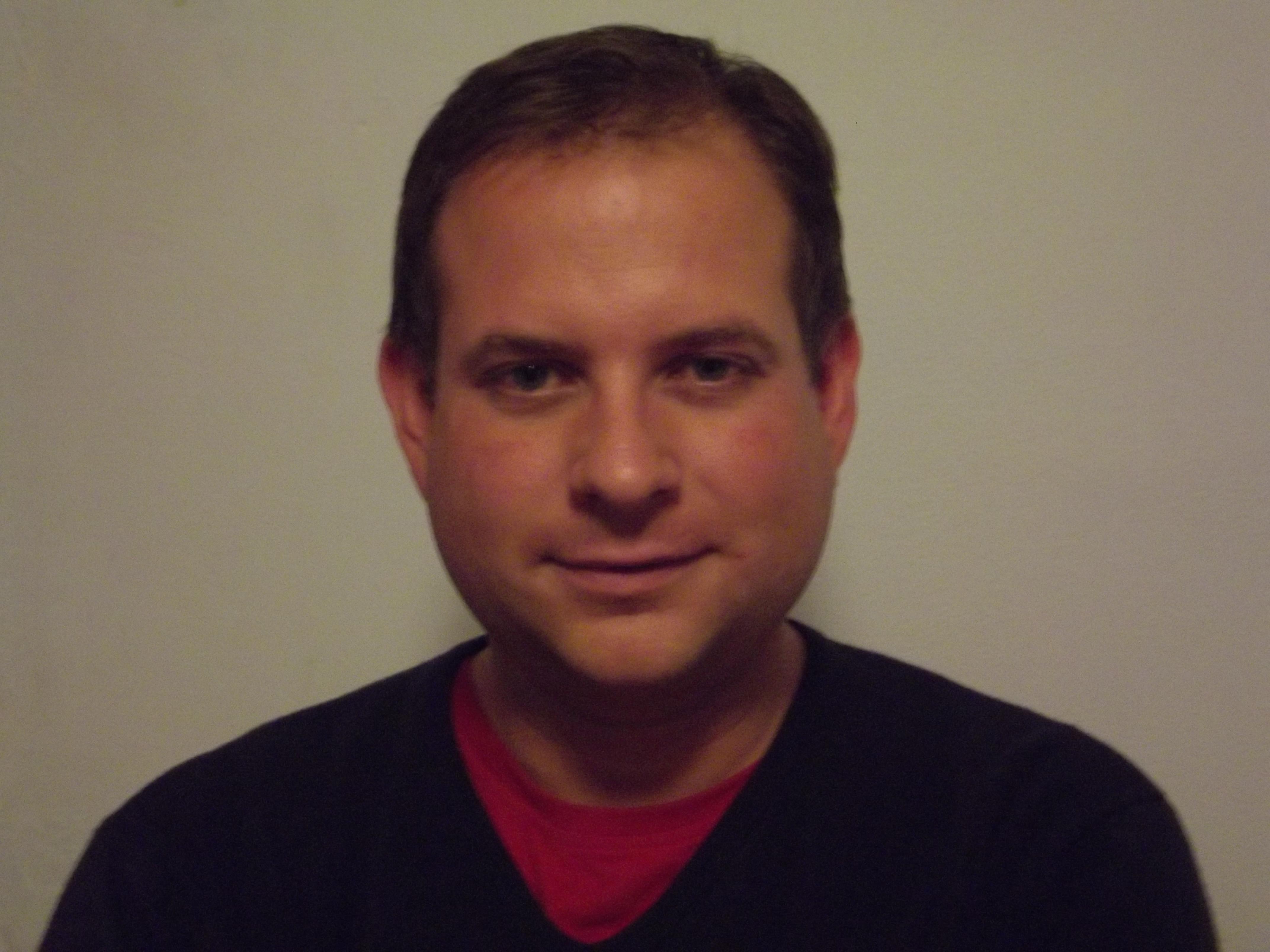 Dan Smith Author Pic